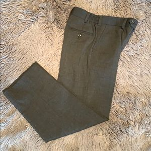 Nordstrom boys grey dress pants - size 6